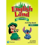 画像: English Land 2nd Edition Level 3 Activitybook