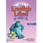 画像: English Land 2nd Edition Level 5 Activitybook
