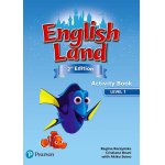 画像: English Land 2nd Edition Level 1 Activitybook