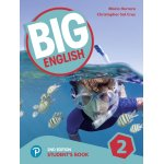 画像: Big English 2nd edition Level 2 Student Book