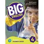画像: Big English 2nd edition Level 4 Student Book