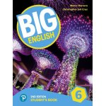 画像: Big English 2nd edition Level 6 Student Book