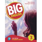 画像: Big English 2nd edition Level 3 Student Book