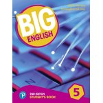 画像: Big English 2nd edition Level 5 Student Book
