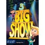 画像: Big Show 3 Student Book with Student Digital Materials CD