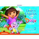 画像: Learn English with Dora the Explorer level 2 Student Book