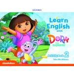 画像: Learn English with Dora the Explorer level 2 Activity Book