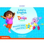 画像: Learn English with Dora the Explorer level 2 Phonics & Literacy Book