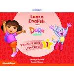 画像: Learn English with Dora the Explorer level 1 Phonics & Literacy Book