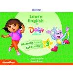 画像: Learn English with Dora the Explorer level 3 Phonics & Literacy Book