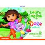 画像: Learn English with Dora the Explorer level 3 Activity Book