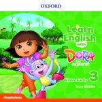 画像: Learn English with Dora the Explorer level 3 Class Audio CDS(2)