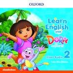画像: Learn English with Dora the Explorer level 2 Class Audio CDs(2)