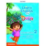 画像: Learn English with Dora the Explorer level 2 Teacher's Pack