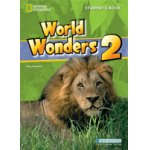 画像: World Wonders 2 Student Book with Audio CD