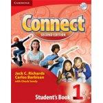 画像: Connect 1 2nd edition Student Book with CD