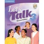 画像: Let's Talk 2nd edition level 3 Student Book with self-study CD