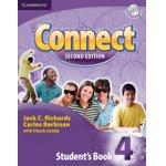 画像: Connect 4 2nd edition Student Book with CD