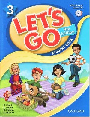 画像1: Let's Go 4th Edition level 3 Student Book with CD Pack