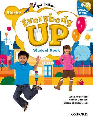 画像: オックスフォードの人気児童書Everybody Upに第2版が出ました!