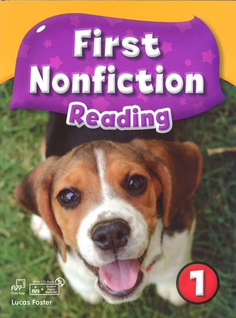 画像: 子供向けノンフィクションリーディングテキスト